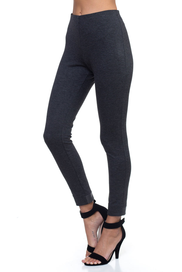 Nicole Stretch Soft Ponte Leggings
