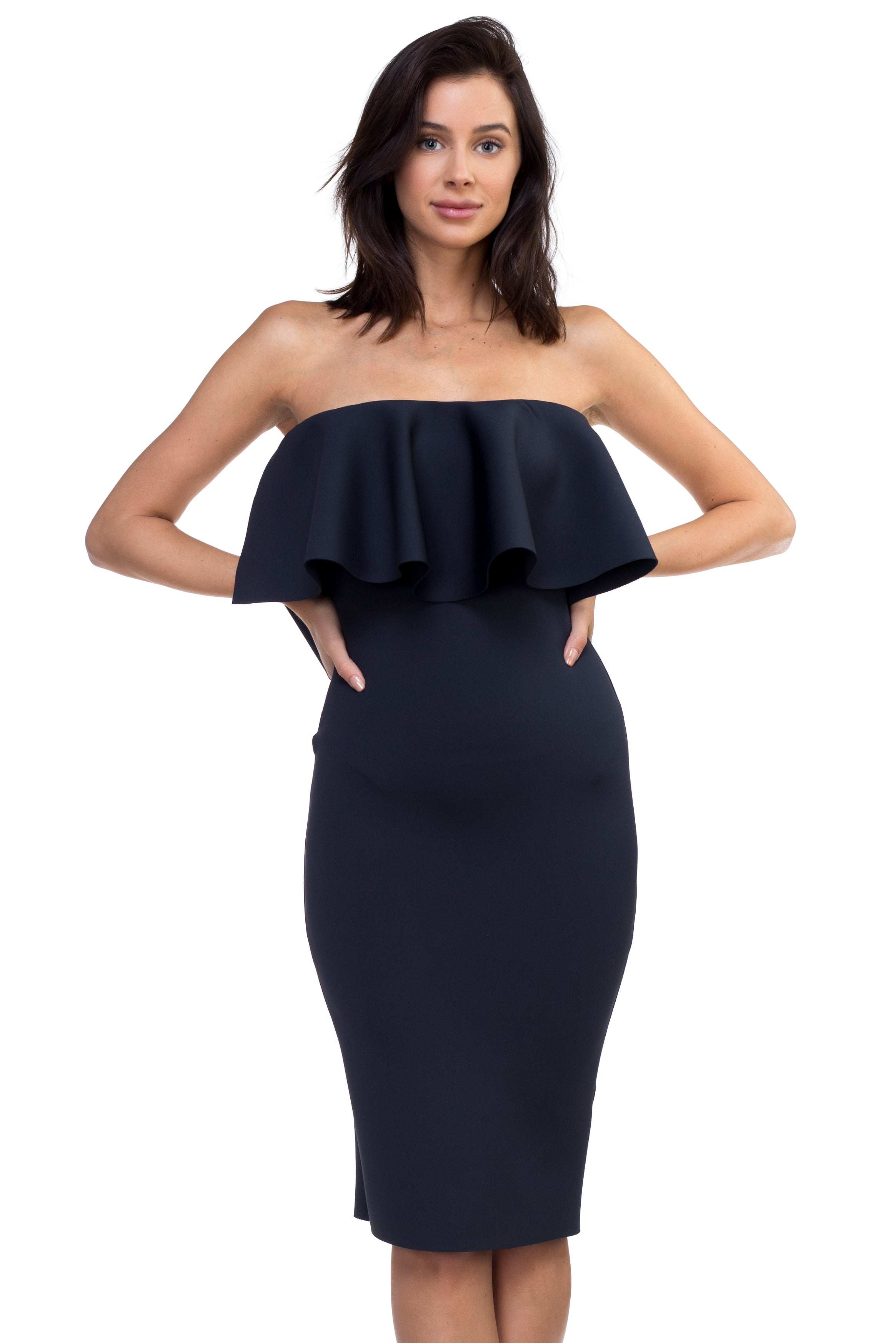 Sophia - Form Fitted Gala Dress