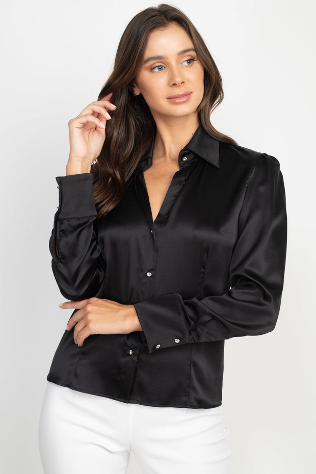 Natalie Long Sleeve Shirt