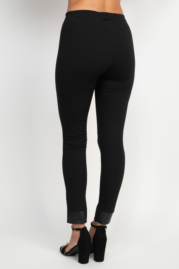 Vivian Black Leggings