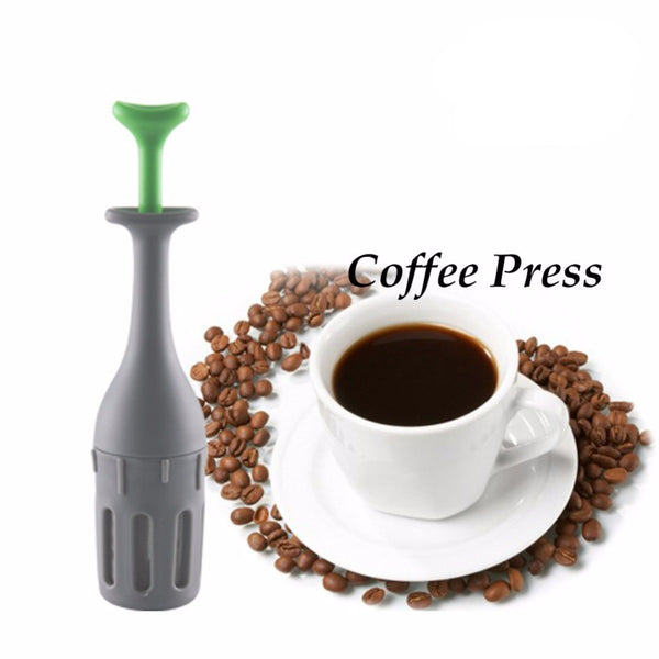Coffee or Tea Single Serve Press