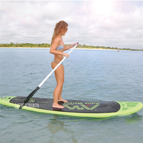 Lightweight Inflatable Stand Up Paddleboard for smaller person,  Max weight 209 lbs