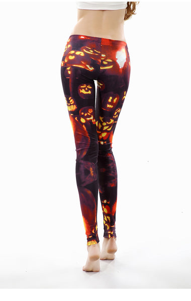 Halloween Fitness Leggings for Women FREE SHIPPING