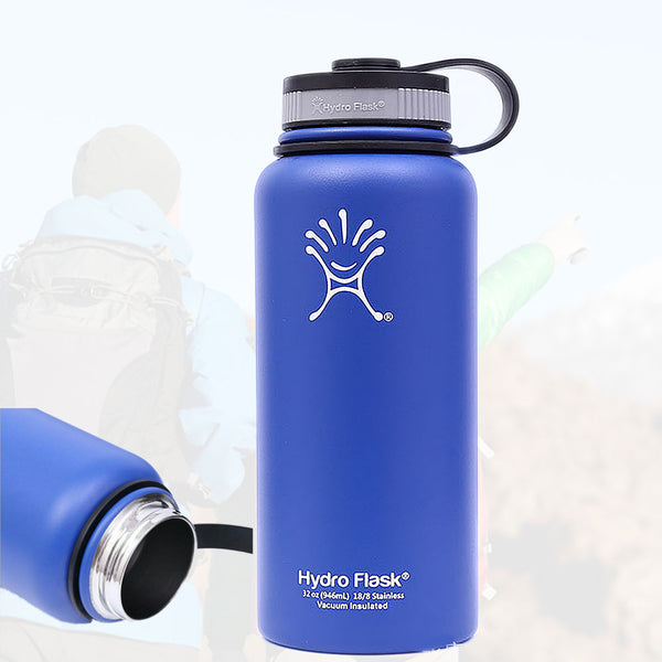 Hydro Flask Stainless Steel Thermal Vacuum Bottle 40 oz  32 oz  18 oz
