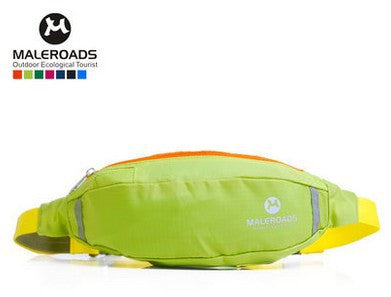 Waist pack for Running, Hiking, Camping, Mountaineering, Fishing, Cycling