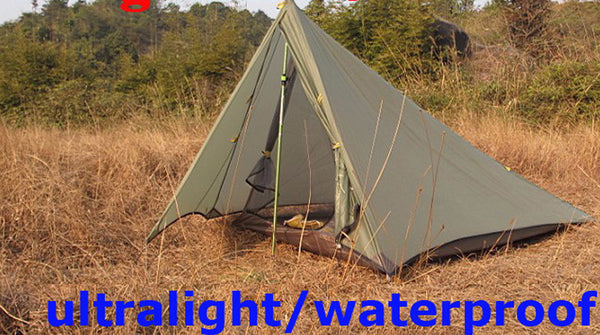 An ultralight 3-season silnylon tent for 1-2 Persons & An ultralight 3-season silnylon tent for 1-2 Persons u2013 Twin Falls ...