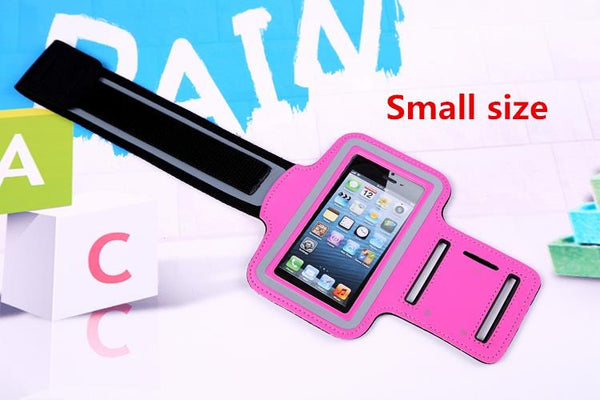 Waterproof Arm band Phone Case For Samsung Galaxy, iPhone, Motorola, HTC with FREE Shipping