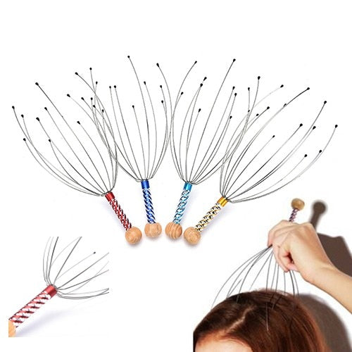 Scalp Relief scalp massager