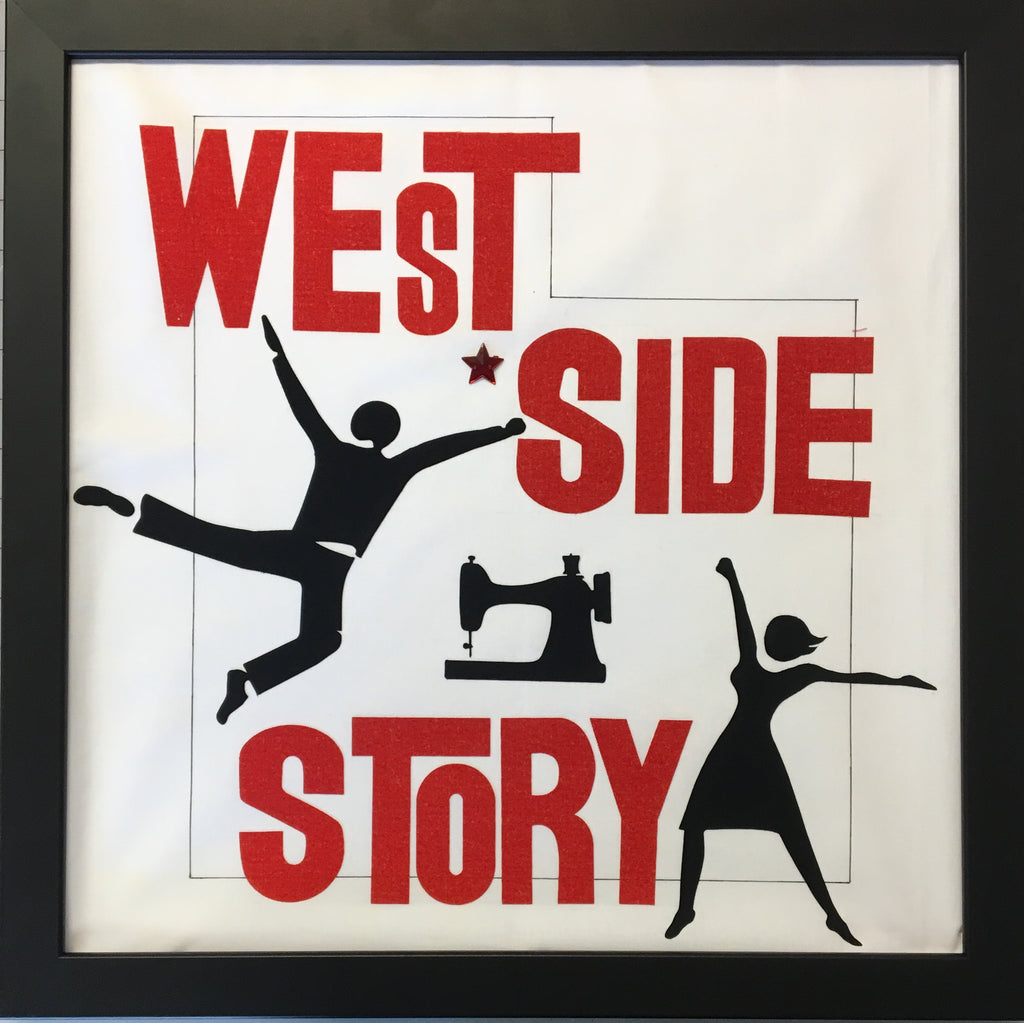West Side Story Row Pattern