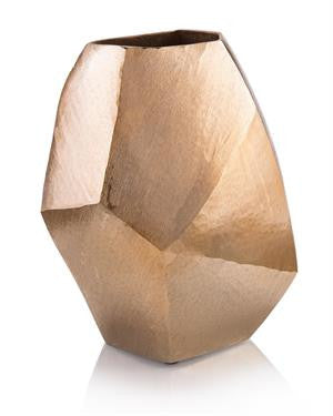 Large Angular Vase