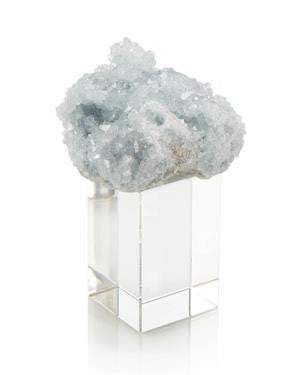 Small Celestite Sculpture