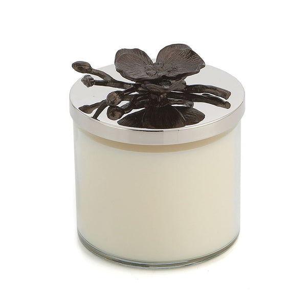 Black Orchid Candle by Michael Aram
