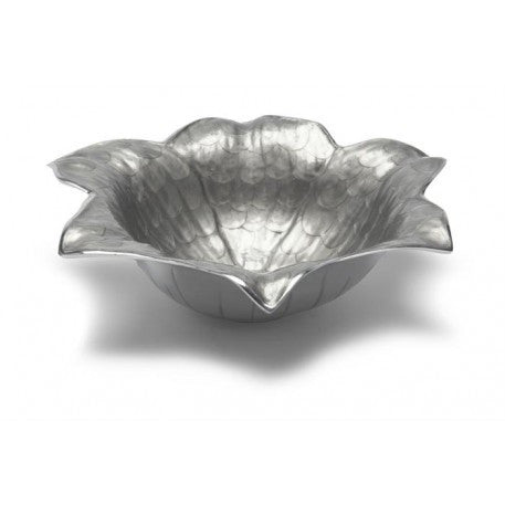 Lily Bowl in Platinum