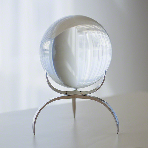 Crystal Orb on Stand