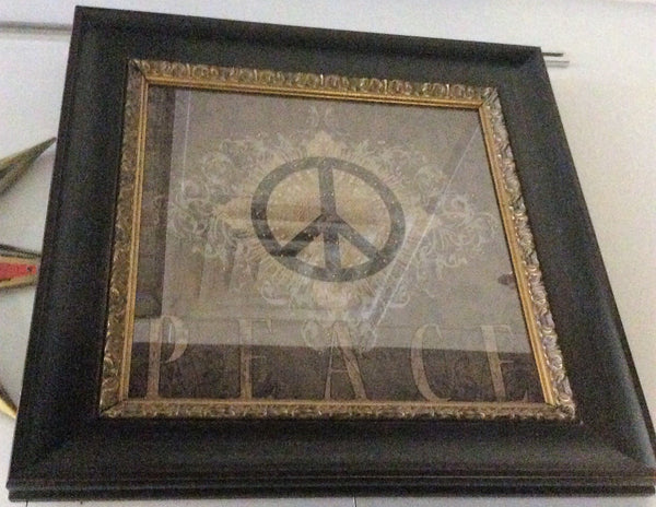 Jeweled Peace Artwork