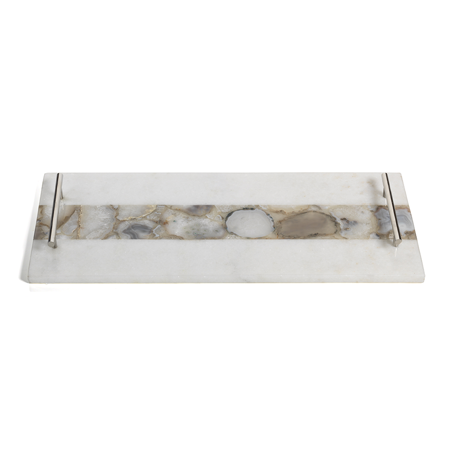 Agate & Marble Cheese Tray
