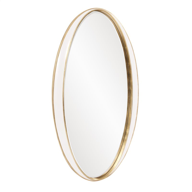 Rania Oval Mirror