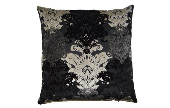 Schubert Black Pillow