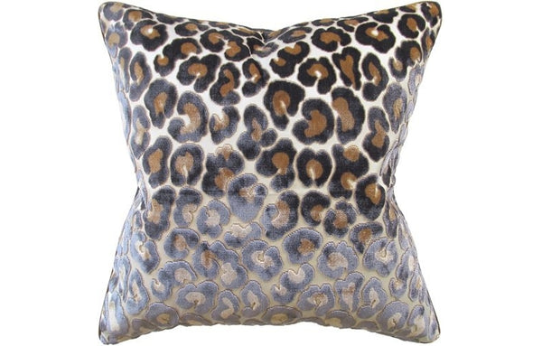 Couture Cheetah Pillow 23""