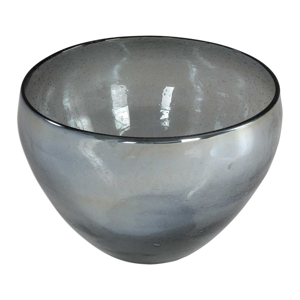 Iridescent Glass Bowl