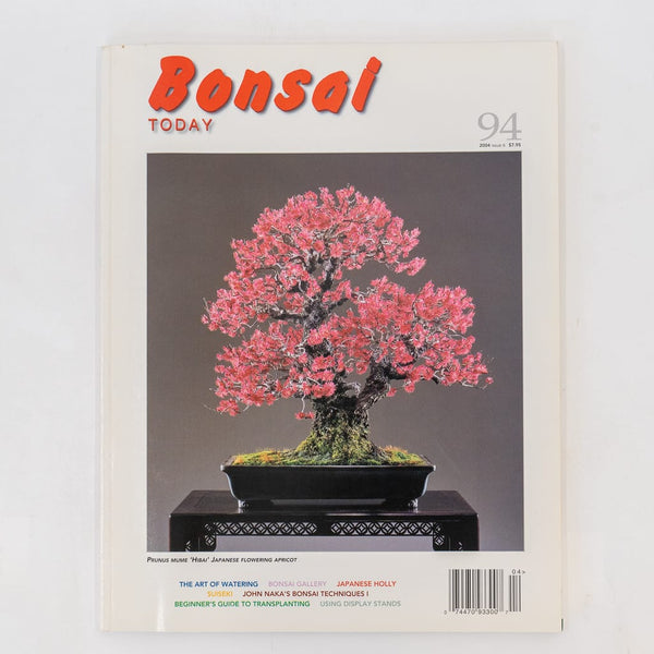 Bonsai Today Magazine