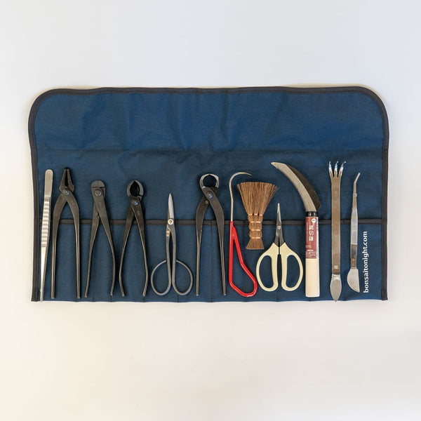 Deluxe Bonsai Tool Kit