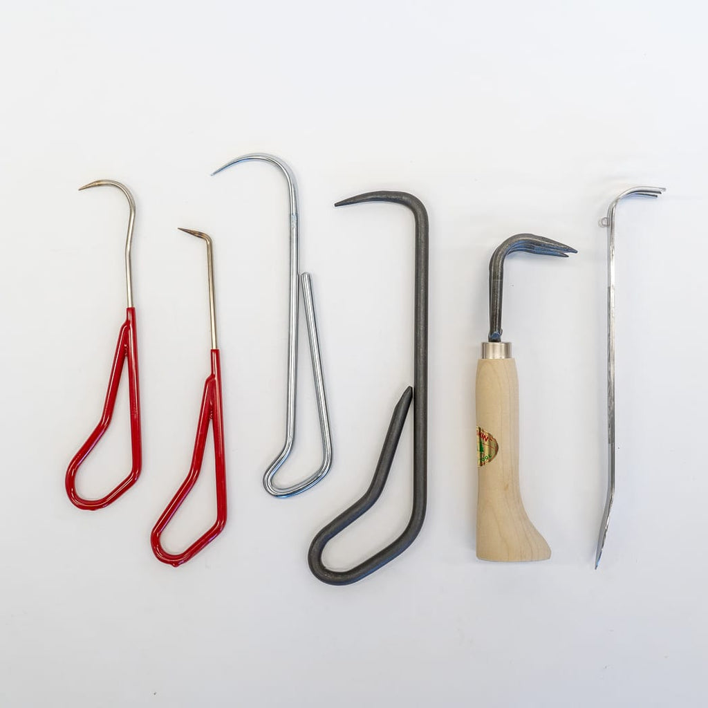 Root Hooks and Rakes