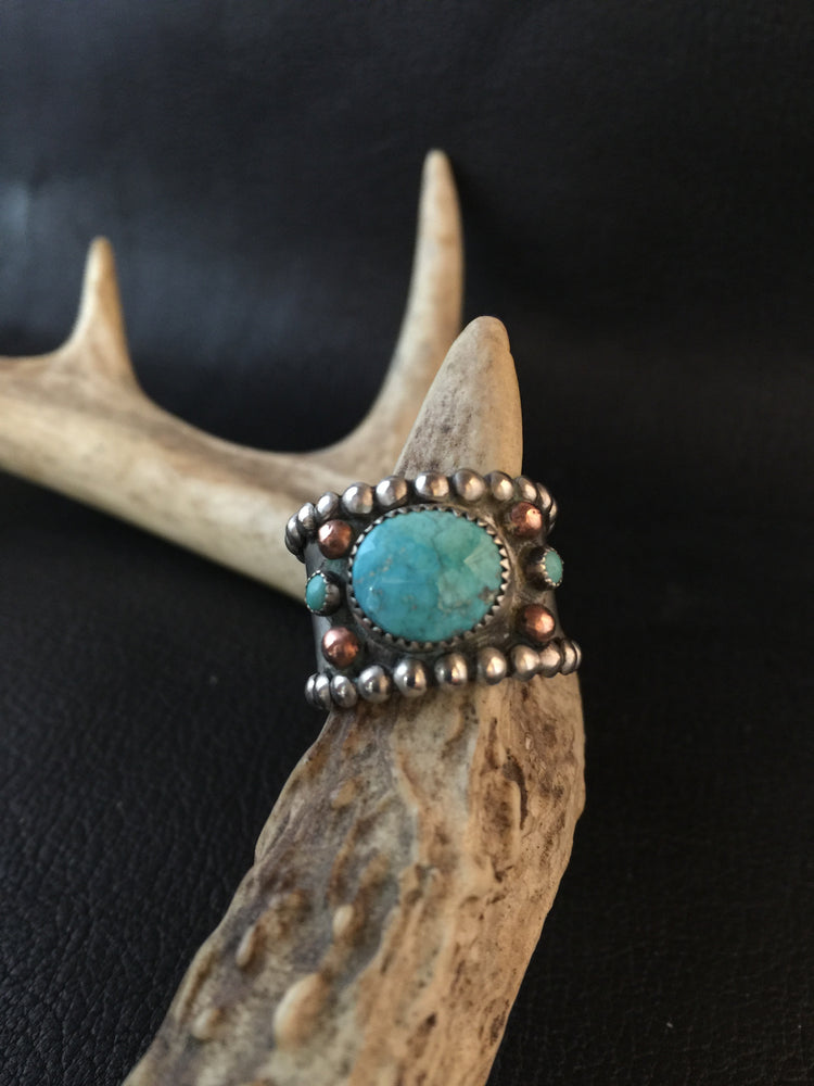 Custom Sterling Silver ring