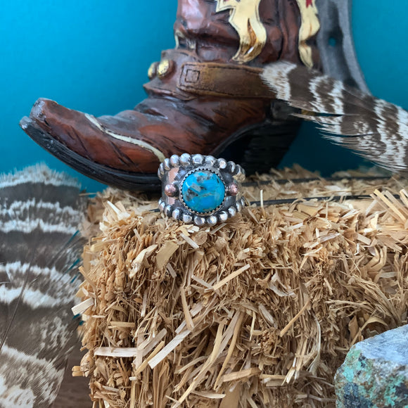 Rowdy Rodeo Ring Size 8