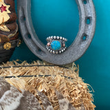 Rowdy Rodeo Ring Size 9