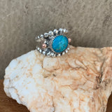 Rowdy Rodeo Ring Size 6.5