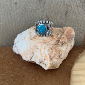 Rowdy Rodeo Ring Size 7