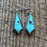 Baja Turquoise Earrings