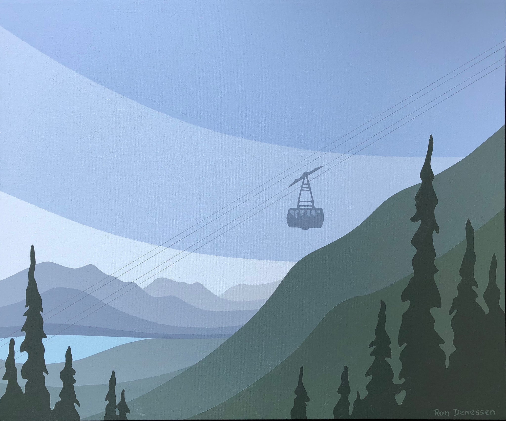"""Grouse Mountain"""