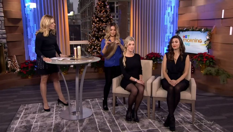 CTV Morning Live: Holiday Hairstyles