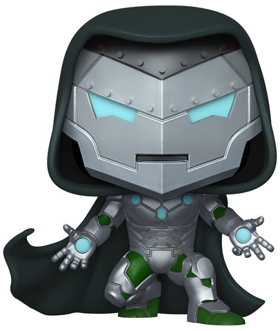 Marvel Infamous Iron Man Pop! Vinyl Figure- PX Halloween ComicFest 2020 Exclusive