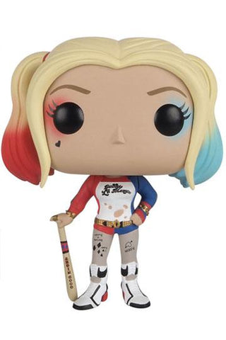 Suicide Squad Movie -Pop! Heroes Harley Quinn