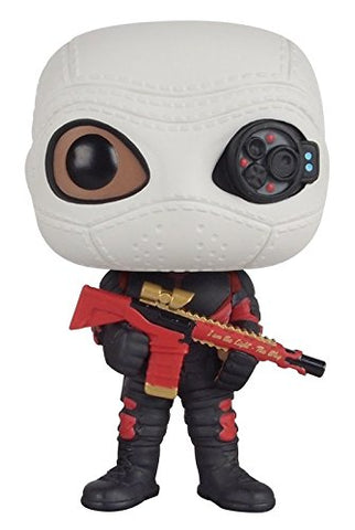 Pop! Heroes - Suicide Squad Movie - Deadshot Masked