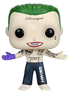Suicide Squad Movie -Pop! Heroes The Joker