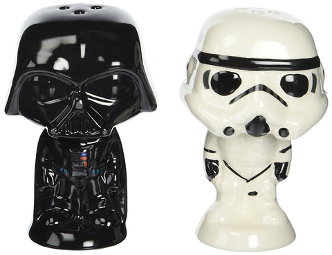 Star Wars Darth Vader Pop! Salt and Pepper Shaker Set
