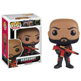 Pop! Heroes - Suicide Squad Movie - Deadshot Unmasked