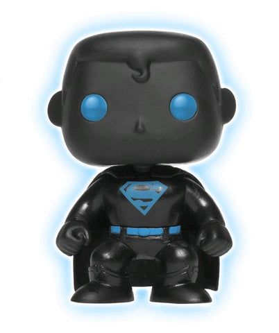 Justice League Superman Silhouette Glow-in-the-Dark Pop!