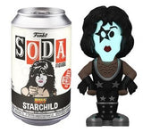 Funko Vinyl Soda Figure Kiss Starchild