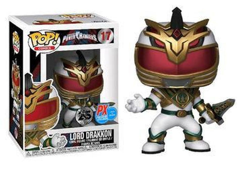 Power Rangers Lord Drakkon Pop! Vinyl Figure - Previews Exclusive (VAULTED)