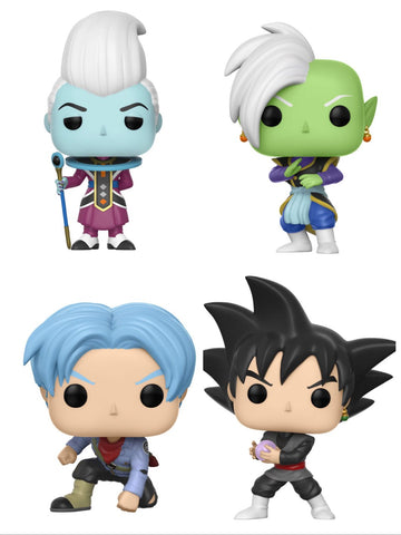 Dragon Ball Super BUNDLE Pop Figures