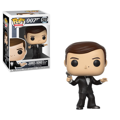 James Bond Roger Moore Pop! (VAULTED)