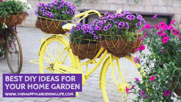 Best DIY Ideas for Your Home Garden