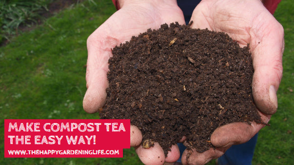Make Compost Tea the Easy Way! Watch This Tutorial Video Now for the Instructions…