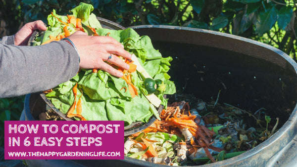 How to Compost in 6 Easy Steps