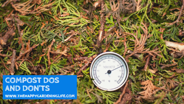 Compost DOs and DON'Ts